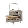 DUT/TXM-SS Manual Pizza & Tortilla Dough Press